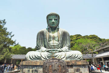 Private Kamakura Custom One Day Tour by Chartered Vehicle from Tokyo
