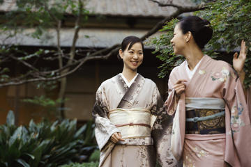 Private Kimono Dressing by Professional at Your Hotel