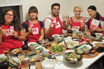 Private Traditional Japanese Cooking Class