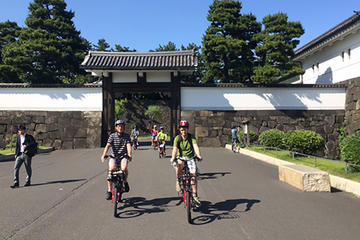 Tokyo Biking Tour by Electric-Powered