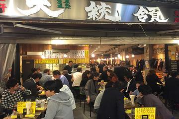 Tokyo Izakaya Tour with a Local Guide