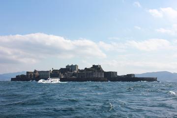 Visit Gunkanjima isladnd, the Battleship island, in Nagasaki