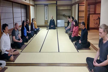 'Zazen' -Zen Meditation- Experience in Tokyo