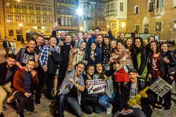 Pub Crawl Wroclaw