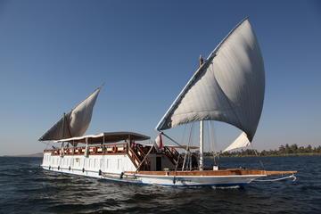 7-Night Nile Dahabya Cruise Adventure from Luxor