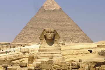 Tour privado a las Pirámides de Giza y el Museo Egipcio - Excursión...