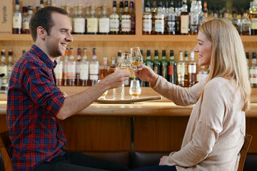 Cours magistral sur le whisky à Édimbourg