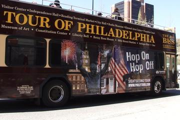 Day Trip Hop-on Hop-off and Philly By Night Tour Combo near Philadelphia, Pennsylvania