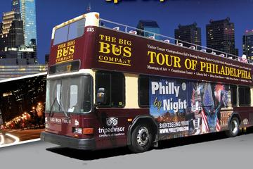 Day Trip Philly By Night Double Decker Bus Tour near Philadelphia, Pennsylvania