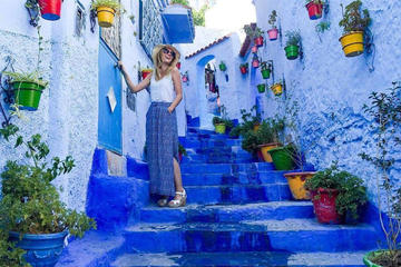 7 Night Tour to The Blue City of Chefchaouen & Fez from Casablanca