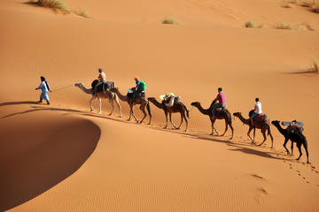 7-tägige private Karawanen-Entdeckertour von Casablanca aus
