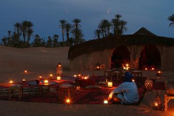 Circuit privé de 7nuits: le grand sud marocain au départ de...