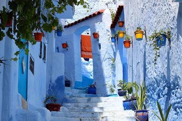 Excursion privée aller et retour dans le nord du Maroc au départ de...