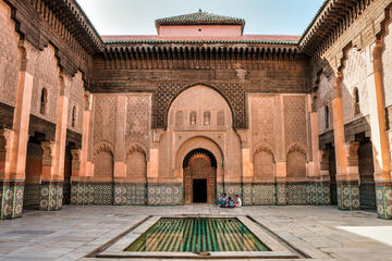 Gran Tour di 14 notti in Marocco partendo da Casablanca