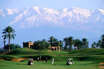 Pacote de golfe de 7 noites no centro de Marraquesh