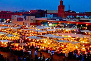 Privater Ausflug von Essaouira nach Marrakesch