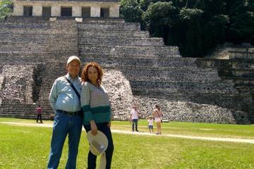Tour di Agua Azul, delle cascate Misol Hà e delle rovine di Palenque