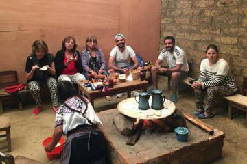 Visita a los pueblos indígenas de Chamula y Zinacantán