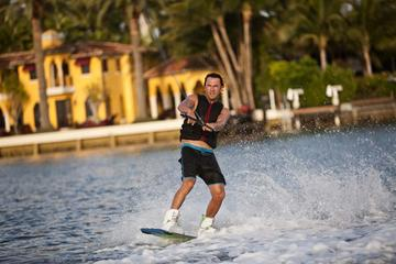 Leçon privée de wakeboard de 1heure...