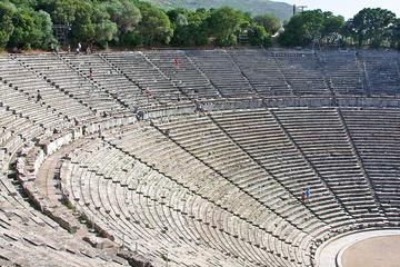 Epidaurus and Mycenae Small-Group Tour...