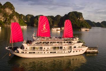 2-tägige Syrena-Bootstour in der Halong-Bucht ab Hanoi