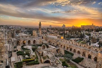 Private Guided Day Tour of  Old City Jerusalem from Tel Aviv