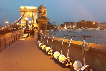 Boedapest Ninebot-tocht