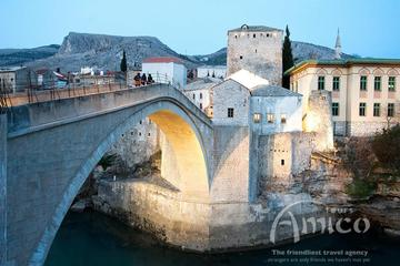 Mostar and Medjugorje Clash of Cultures Day Tour