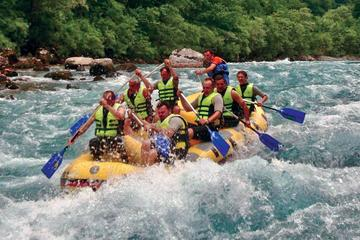 Rafting on the Tara River Full Day Experience from Dubrovnik