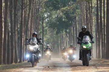 3-Day Doi Angkhang Motorcycle Tour...