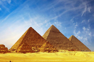 1-Day Tour to Cairo from Hurghada by...