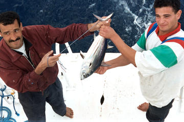 Full-Day Fishing Tour from Hurghada by Boat