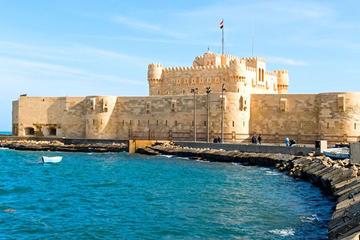 Ganztägige Tour von Kairo nach Alexandria mit Mittagessen