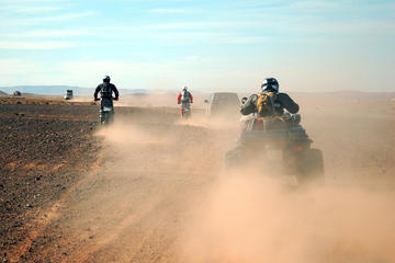Half-Day Quad Bike Safari and Giza Pyramids Tour