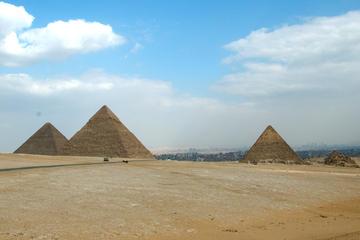 Kairo-Zwischenstopp - Tagesausflug zu den Pyramiden, dem Ägyptischen...