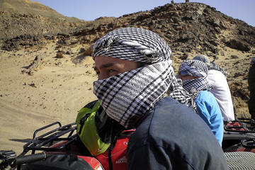Small Group Tour: Quad Bike Safari Tour in Hurghada