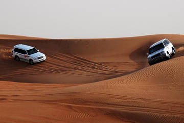 Super Desert Safari Tour from Hurghada by 4x4 Jeep