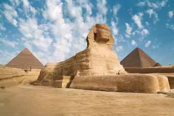 Tagesausflug in kleiner Gruppe - Pyramiden von Gizeh, das Ägyptische...