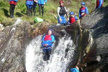 Canyoning Experience in the Scottish Highlands