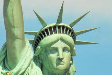 Statua della Libertà e One World Observatory