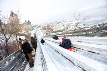 Snowshoe Tour in Quebec city