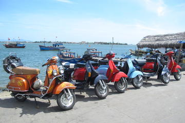 Morning Hoi An Tour on Vintage Vespa