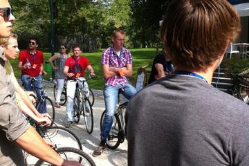 Giro in bicicletta a Milano