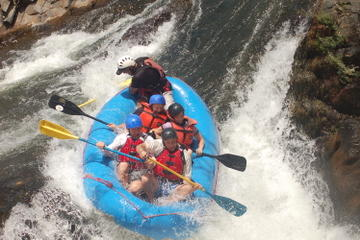 White Water Rafting Adventure in the...