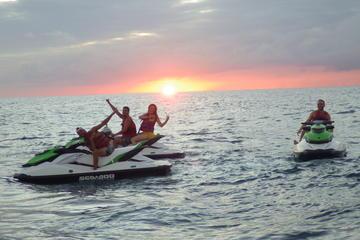 St Martin Jet Ski Sunset Cruise