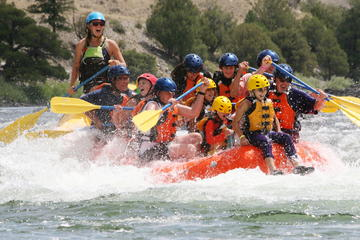 Whitewater Rafting on the Famous Yellowstone River