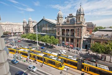 Tour privado de 4 horas de Budapest en transporte público que incluye...