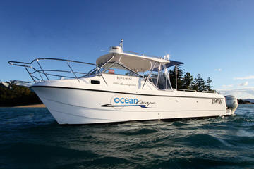 Private Half-Day or Full Day Hamilton Island or Airlie Beach Charter