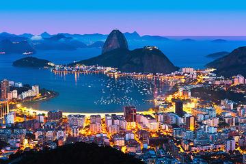 Visite de la ville de Rio de Janeiro avec déjeuner