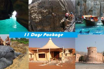 TOUR ALADIN 11 Day Tour with Musandam